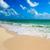 belo · praia · mar · ondas · verão · areia - foto stock © dmitry_rukhlenko