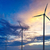 électricité · blanche · éolienne · mer · industrie - photo stock © dmitry_rukhlenko