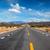 deserto · rodovia · em · linha · reta · vazio · Arizona · céu - foto stock © dmitry_rukhlenko