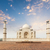 Taj · Mahal · ciel · nuage · personne · repère · symétrie - photo stock © dmitry_rukhlenko