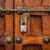 öreg · rozsdás · lakat · fából · készült · ajtó · épület - stock fotó © dmitry_rukhlenko