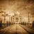 coucher · du · soleil · Taj · Mahal · mausolée · amour · soleil · sunrise - photo stock © dmitry_rukhlenko
