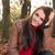 esmer · bekleme · mutlu · güzel · zaman · park - stok fotoğraf © DNF-Style