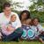 Afrika · aile · mutlu · karışık · güzel - stok fotoğraf © DNF-Style