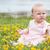 bebek · oynama · çiçekler · tatlı · alan - stok fotoğraf © DNF-Style