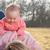 bebek · anneler · göbek · anne · kız - stok fotoğraf © DNF-Style