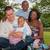 mutlu · karışık · aile · güzel · gün · park - stok fotoğraf © DNF-Style