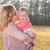 anne · öpüşme · bebek · anne · kız - stok fotoğraf © DNF-Style