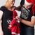 Noel · gebelik · çift · mutlu · genç · hamile - stok fotoğraf © DNF-Style
