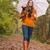 cute · hond · paraplu · regenjas · naar · bezorgd - stockfoto © dnf-style