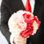 男 · 花束 · 花 · 若い男 · 手 - ストックフォト © dolgachov