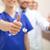 医師 · 病院 · 廊下 · クリニック · 職業 - ストックフォト © dolgachov