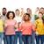 internazionali · gruppo · felice · sorridere · persone · diversità - foto d'archivio © dolgachov