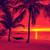 hamak · palmiye · ağaçları · tropikal · boş · iki · plaj - stok fotoğraf © dolgachov