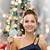 gyönyörű · nő · estélyi · ruha · vip · kártya · emberek · luxus - stock fotó © dolgachov
