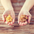 vrouwelijke · handen · verschillend · pasta · koken · voedsel - stockfoto © dolgachov