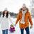 lopen · sneeuw · winter · buitenshuis · sport · natuur - stockfoto © dolgachov