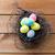 renkli · paskalya · yumurtası · sepet · Paskalya · tatil - stok fotoğraf © dolgachov
