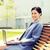 молодые · исполнительного · женщину · интернет · портрет · ноутбука - Сток-фото © dolgachov