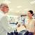 senior · farmácia · caixa · registradora · medicina · saúde · pessoas - foto stock © dolgachov