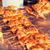 thai · pollo · marinato · chili · coriandolo · carne - foto d'archivio © dolgachov