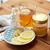 чай · меда · лимона · имбирь · древесины · здоровья - Сток-фото © dolgachov