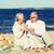 starszy · człowiek · kobieta · starych · para · piknik · starszych - zdjęcia stock © dolgachov