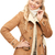 nő · kabát · kép · gyönyörű · nő · divat · tél - stock fotó © dolgachov