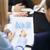 grafieken · kantoor · business · business · team · handen - stockfoto © dolgachov