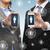 ビジネスマン · スマートフォン · インターネット · 世界的な · 現代 - ストックフォト © dolgachov
