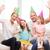 mutlu · aile · iki · çocuklar · kutlama - stok fotoğraf © dolgachov
