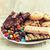 chocolade · cookies · plaat · voedsel - stockfoto © dolgachov