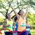 女性 · ランナー · 受賞 · マラソン · 女性 · 幸せ - ストックフォト © dolgachov