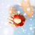 donna · mano · mela · rossa · a · forma · di · cuore · cibo · sano - foto d'archivio © dolgachov