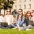 студентов · подростков · ноутбука · компьютеры · лет · интернет - Сток-фото © dolgachov