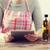 женщину · чтение · рецепт · приготовления - Сток-фото © dolgachov