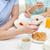 пару · еды · сухих · завтраков · продовольствие · зерна · зерновых - Сток-фото © dolgachov