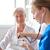 médico · altos · mujer · hospital · medicina · edad - foto stock © dolgachov