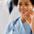 группа · больницу · вызывать · рукой · знак · клинике - Сток-фото © dolgachov