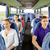 groep · passagiers · toeristen · reizen · bus · vervoer - stockfoto © dolgachov