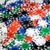 plastik · kumar · cips · kırmızı · beyaz - stok fotoğraf © dolgachov