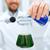 tudós · laboratórium · teszt · csövek · fiatal · kéz - stock fotó © dolgachov