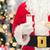 cookies · lait · Noël · lumières · vacances - photo stock © dolgachov