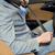 человека · сиденье · пояса · автомобилей · клиентов - Сток-фото © dolgachov