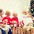 улыбаясь · семьи · подарки · домой · праздников - Сток-фото © dolgachov