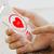 férfi · mobiltelefon · mutat · szívdobbanás · gyakoriság · közelkép - stock fotó © dolgachov