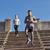 çift · çalışma · stadyum · uygunluk · spor · egzersiz - stok fotoğraf © dolgachov