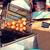 közelkép · szakács · húsgombócok · utca · piac · főzés - stock fotó © dolgachov