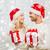 feliz · Pareja · casa · Navidad · regalos · vacaciones - foto stock © dolgachov