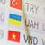 digitális · kirakat · valuta · csere · pénzügy · pénz - stock fotó © dolgachov